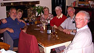 Pub quiz night at Dulverton