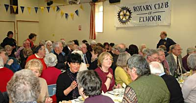 Community Sunday Lunch in aid of Shelterbox