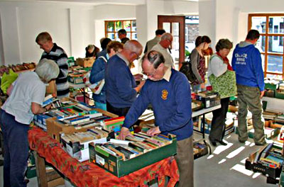 Secondhand Book Sale - August 2010